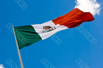 Mexican flag 2