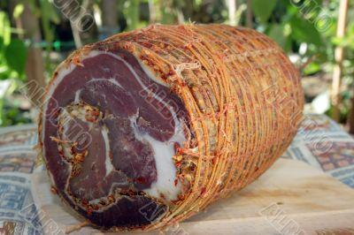 Bacon of Calabria