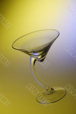 curve leg glass