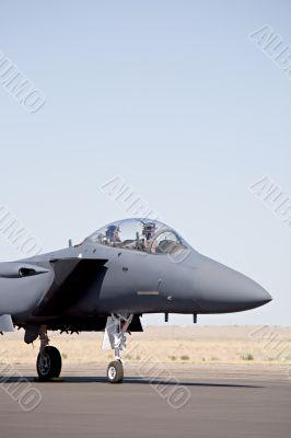 air force - F15