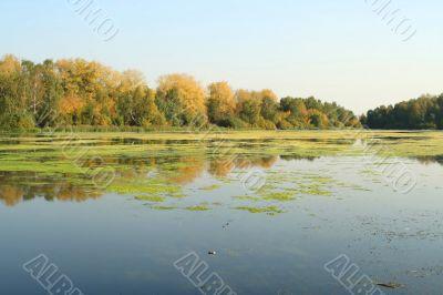 Lake on by name Black