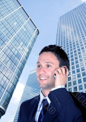 business communications - corporate environment