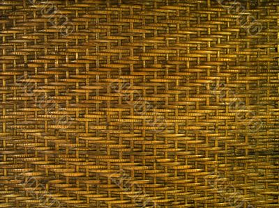 Simple Woven Bamboo Patterned