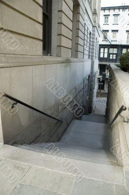 Stone Staircase 1