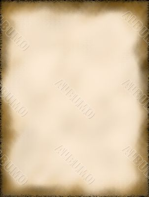 Old Textured Paper Background