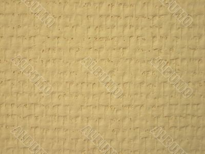 Beige background the Invoice