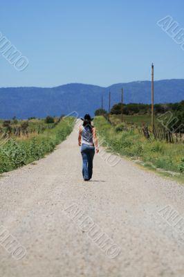 Rural Walkin`