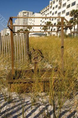 Old Children`s Beach Play Area