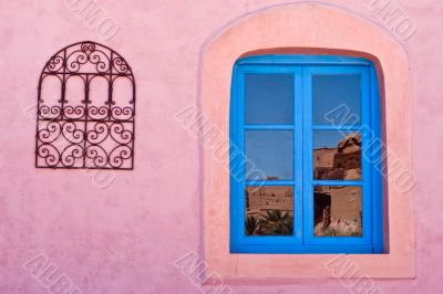 morocco design windows