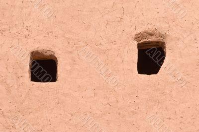 antic arabic window