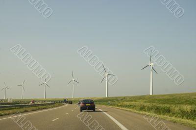 Highway full of energy