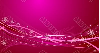 Abstract artistic  background - vector