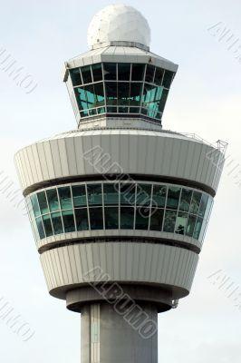Airfield air traffic control tower
