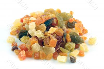 Dried Summer Fruits