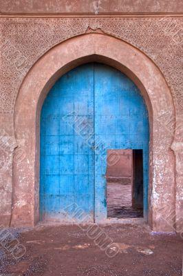 old arabian door