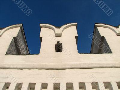 Monastery wall 3