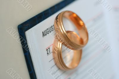 Planning the wedding