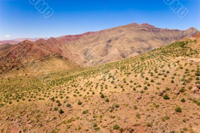 beautiful morocco landscape