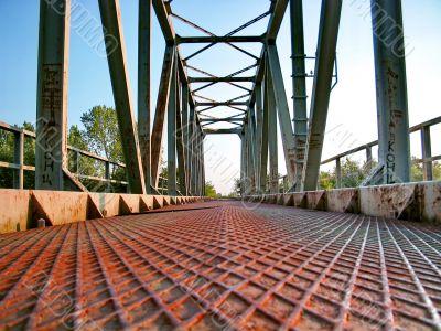 Old Deserted Bridge