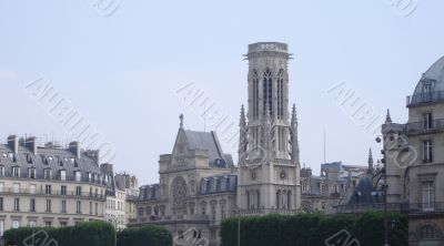 Architecture of Paris