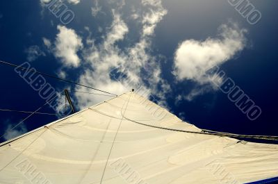 Sail Blue Sky