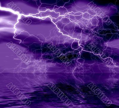 Abstraction  lightning