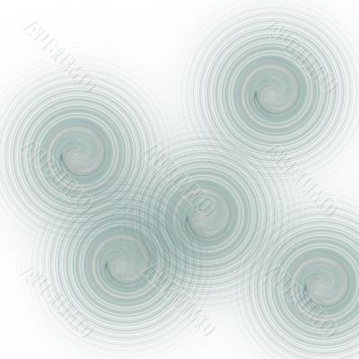 Border/Business Graphic -Circles of Life