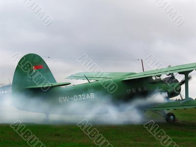 aircraft an-2
