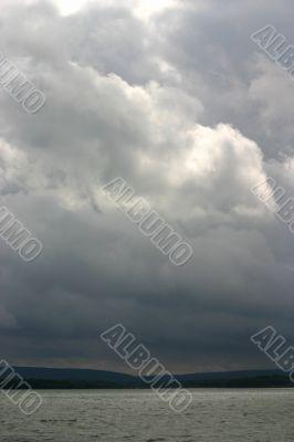 Impressive cloudscape