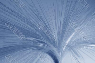 fountain of fiber