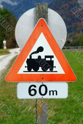 traffic sign attention train