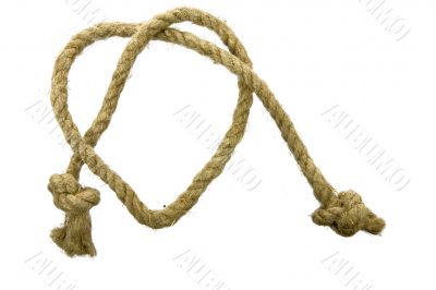 Variants of the rope with node