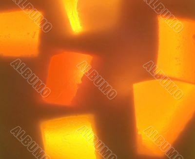 Glowing Soap