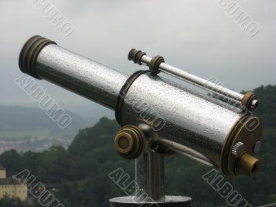 binocular for sightseeing