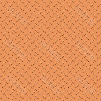 Copper Diamond Plate