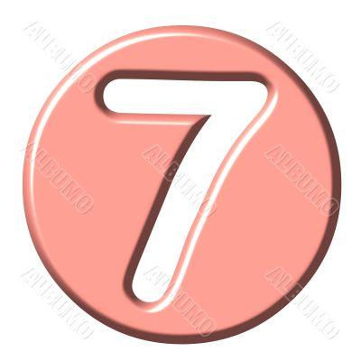 3D Comic Number 7