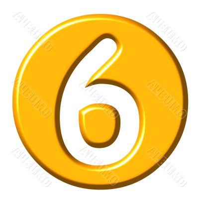 3D Comic Number 6