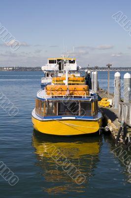 Yellow Ferry