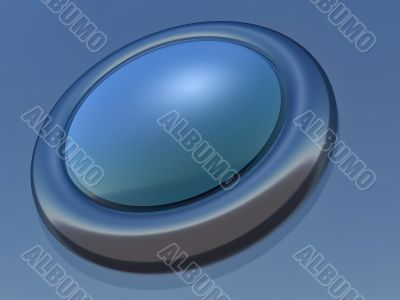 button in blue