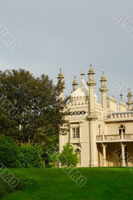 The Royal Pavilion, brighton, south coast, UK