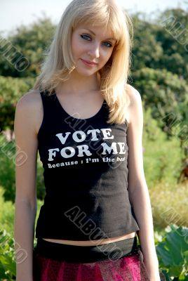 Nina vote