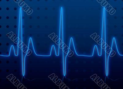 heartbeat glow