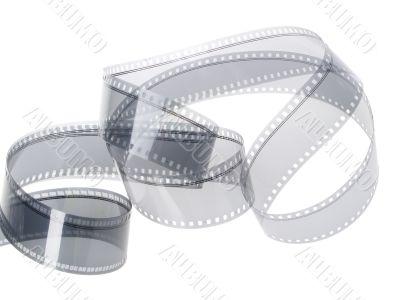 35 mm Film Audio Track