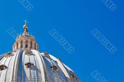 St. Peter`s Basilica, Vatican City