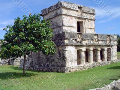 tulum`s ruins