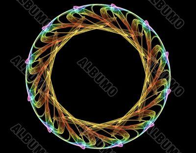 circular swirl