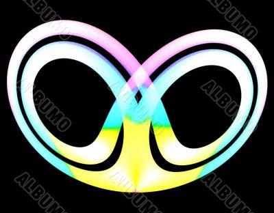 Bug eyed knot