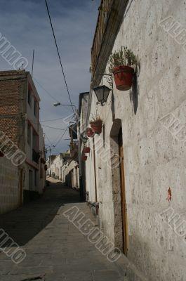White city Arekipa
