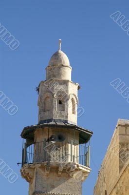 Holy islam Minaret