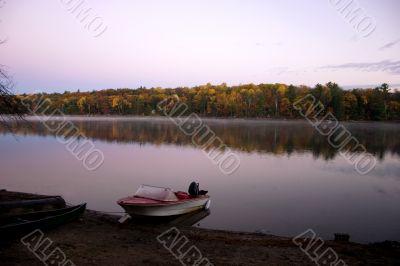 Beaver Lake sunrise